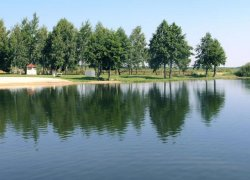 База Срибница в Волынской области