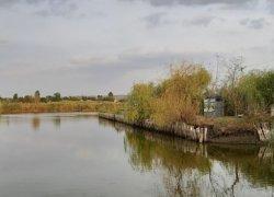 Рыбалка на Дашкиных прудах в с. Степановка Одесской области