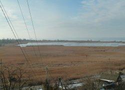 Рыбалка на Дедовом болоте возле с. Каролино-Бугаз Одесской области
