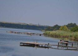 Рыбалка на Гребном канале возле с. Сухой Лиман Одесской области