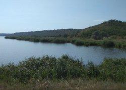 Рыбалка на водоёме промышленного рыбоводства и любительского лова в с. Маяки Одесской области
