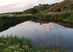 Рыбалка на Затишанском