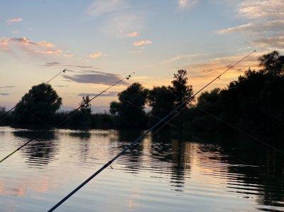 Маями клуб - рыбалка на Днестре и зарыбленном озере в с. Маяки Одесской области
