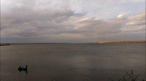 Рыбалка на Чайке возле с. Алтестово на Хаджибейском лимане в Одесской области