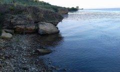 Рыбалка на Карагольском заливе Днестровского лимана у с. Николаевка Одесской области