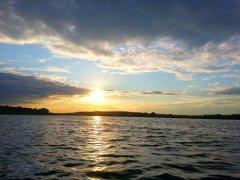 Рыбалка на Карловском водохранилище в Донецкой области-1