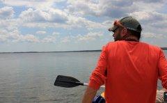 Рыбалка на озере Тудорово в Одесской области