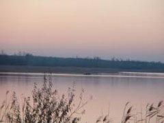 Рыбалка на Сергеевском море в Красноармейском районе Донецкой области-1