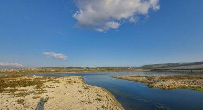 Бахчисарайское водохранилище Эгиз-Оба в Крыму-1