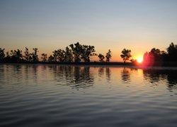 Рыбалка на озере «Нобель»