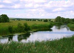 Река Псел в Полтавской области-1