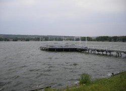 Рыбалка на Луганском водохранилище-1