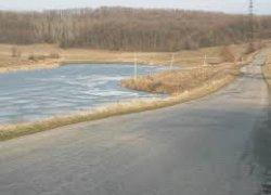 Рыбалка на водоёме в с. Островерховка Полтавской области-1