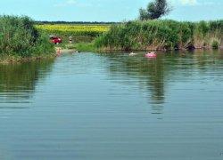 Водоём для рыбалки в с. Половинкино Луганской области-1