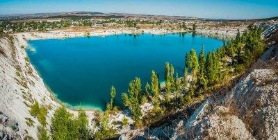 Рыбалка и отдых на озере Мраморное