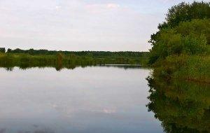 Рыбалка на реке Орель в Харьковской области