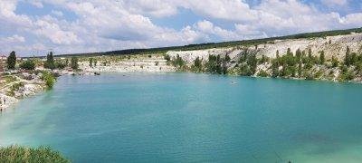 Рыбалка в с. Скалистое в Крыму-1