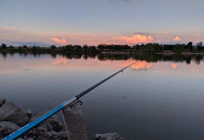 Рыболовная база Рибальський хутір в Херсонской области-1