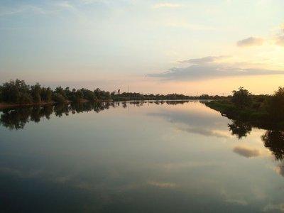 Водоём для рыбалки Клёвое место в Крыму-1