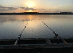 Рыбалка в селе Патриотовка - Сумская область