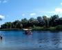 Рыбалка на базе отдыха «Эдем»