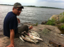 Рыбалка на Базе отдыха «Эко усадьба: Розовый гранит»