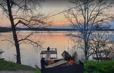 Рыбалка на базе отдыха: Солнечная