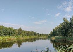 Рыбалка на озере «Белый Амур»
