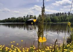 Рыбалка на озере «Водограй»