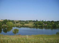 Рыбалка на Ставке возле с. Варваро-Александровка