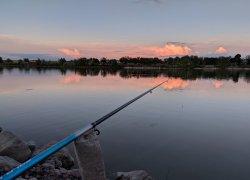 Рыбалка на водоеме «Васильевская Балка»