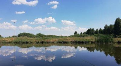 Рыбалка и отдых на Озере «Торфяне»