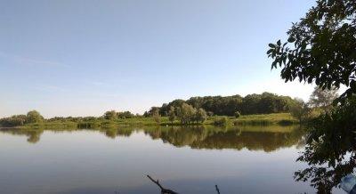 Рыбалка на Водохранилище Бешка