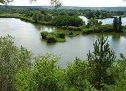 Озеро Ли в Николаевской области
