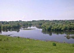 Рыбалка на каскаде Борислав