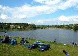 Рыбалка на озере Цукерня, с. Якушинцы