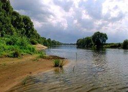 Рыбалка на реке Десна в Черниговской области