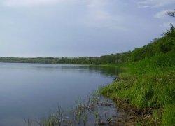 Софиевское водохранилище в Николаевской области
