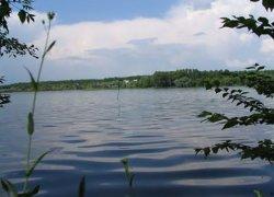 Вяловское водохранилище в Харьковской области