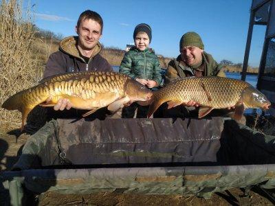 Рыбалка Аква-Сити в Одесской области