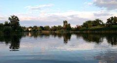 Рыбалка на Каменском водохранилище