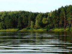Рыбалка на Кременчугском водохранилище в Черкасской области