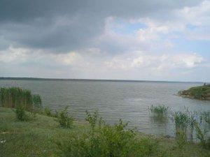 Рыбалка на озере Китай в Одесской области