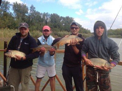 Рыбалка в Усадьбе Потоцких в Одесской области
