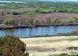 Озеро Качатник в Черкасской области-1