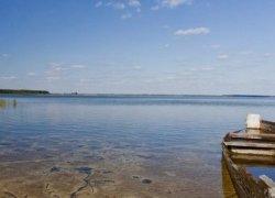 Озеро Свитязь в Волынской области