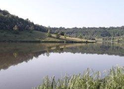 Водоем в п. Елизаветградка Кировоградской области