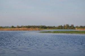 Рыбалка у села Горзвин Волынской области
