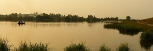 Рыбалка у села Хорев Волынской области