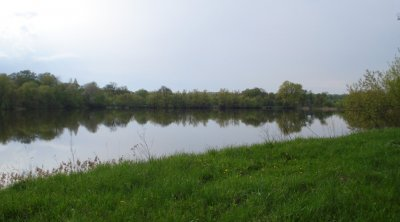 Рыбалка у села Махновка (Комсомольское) в Винницкой области-1